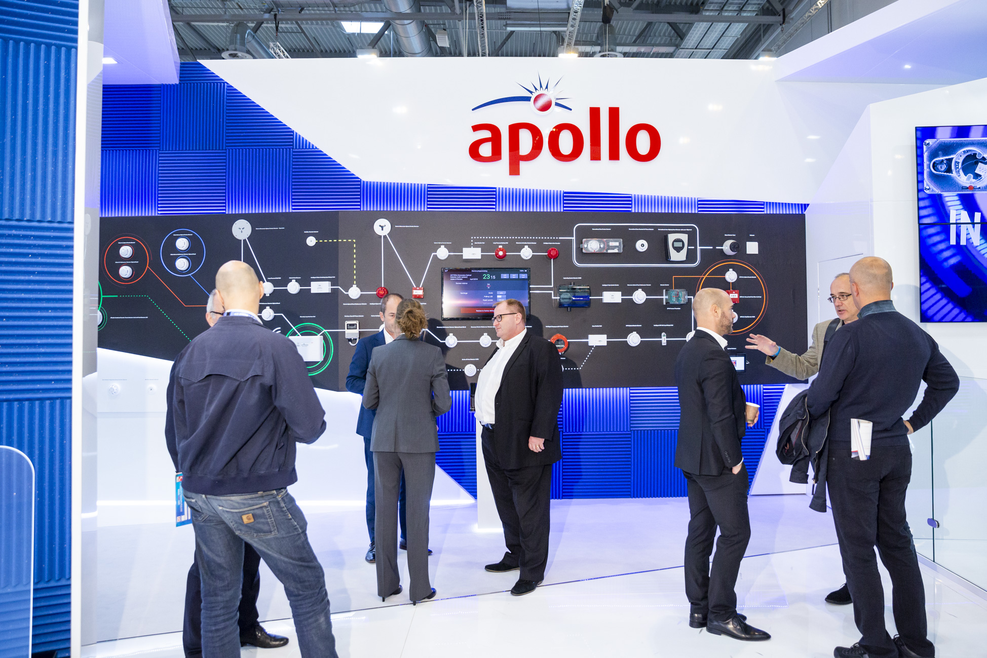 security essen: Apollo