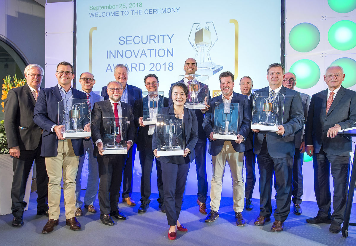 Application period for the Security Innovation Award started